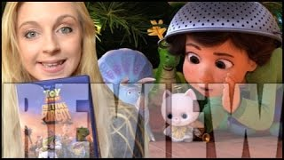 toy story that time forgot 2014 dvd review   fkvlogs