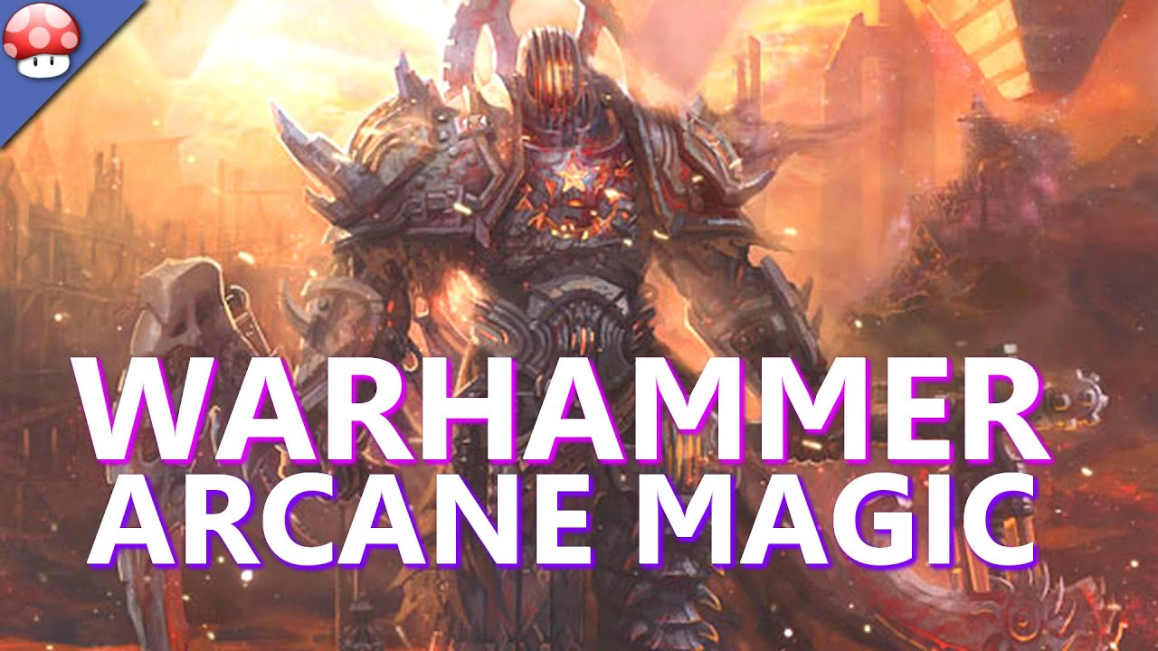 Warhammer Arcane Magic telecharger gratuit sans verification humaine