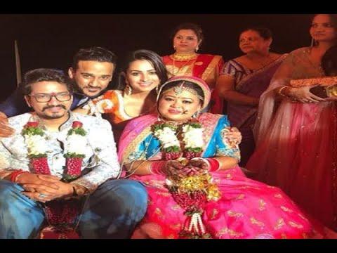In Graphics: Newlyweds Bharti Singh and Haarsh Limbaachiya's romantic honeymoon in Europe!