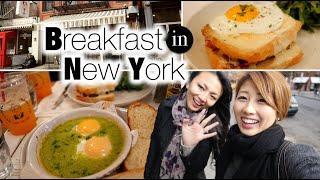 ニューヨークで人気な朝食屋さん☆ Jack's Wife Freda〔#414〕 thumbnail