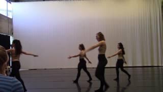 "Rebecca Penn-Pierson- ""Flight of the Wolf"""