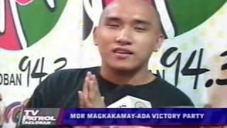 eXOduce - TV Patrol Tacloban Nov. 25, 2009