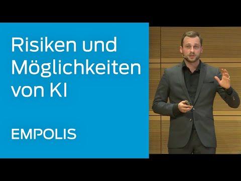 """""""Risiken und Möglichkeiten von Künstlichen Intelligenzen"""" (Fabian Westerheide, Asgard VC)"""