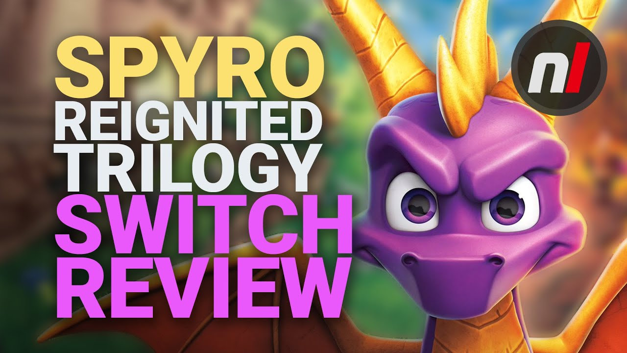 Spyro Reignited Trilogy Nintendo Switch Review - Is It Worth It?