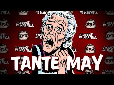 TANTE MAY - Les chroniques de Mar Vell #34  (feat. RÉTRO PHIL) thumbnail