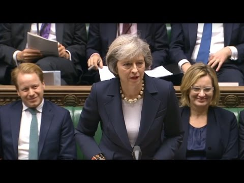 Prime Minister's Questions: 14 December 2016