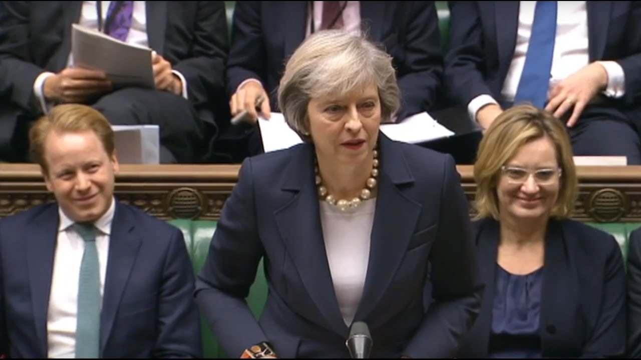 Prime Minister's Questions: 20 March 2019 - YouTube