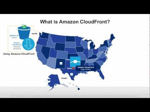 Getting Started with Amazon CloudFront: Content Delivery Using the Edge