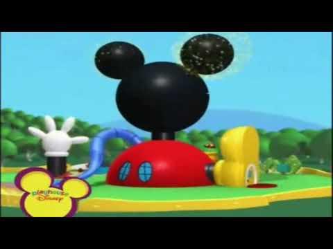 Intro la casa de mickey mouse loquendo youtube - Youtube casa mickey mouse ...