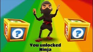 Subway Surfers - Unlocked Ninja Cobra Gameplay/ Cartoons Mee