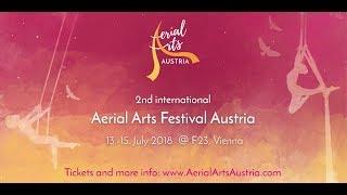 Aerial Arts Festival Austria 2017