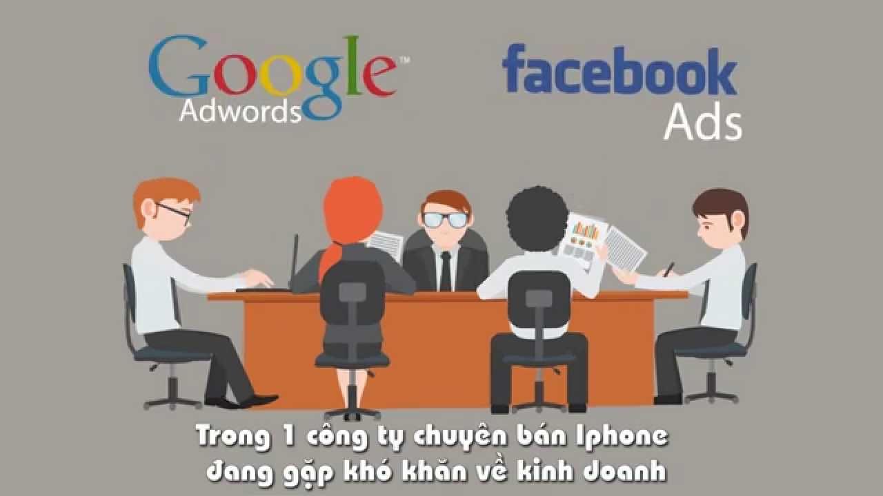 Quảng cáo Google và Facebook tại BIN Media (bin.vn)