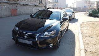 Lexus GS , который я бы купил!