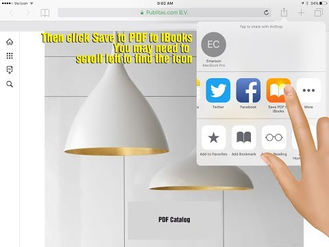 Designers Resource: Get Your Catalogs Here and Learn How To Save PDF Catalogs To Your iPad or iPhone