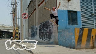 Meet the Mexico City Skateboarder Who Takes Inspiration From The Streets