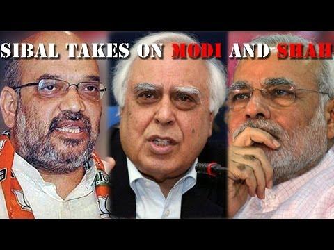 Kapil Sibal presents