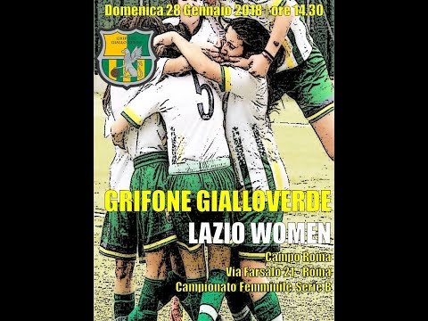 Grifone GV  - Lazio Women 1-1