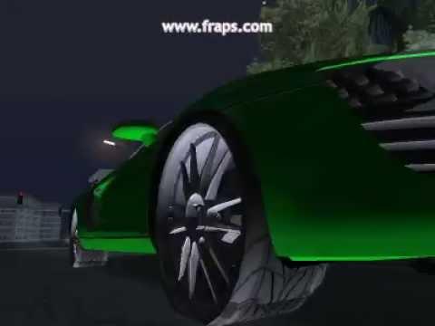 GTA San Andreas - Audi R8 le mans
