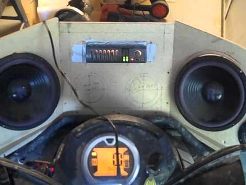 atv stereo boxAVI  YouTube