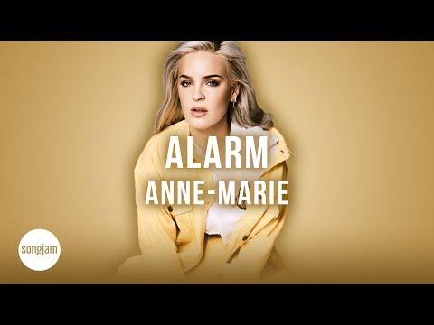 Anne-Marie - Alarm (Official Karaoke Instrumental) | SongJam
