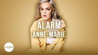Anne-Marie - Alarm (Official Karaoke Version) | SongJam