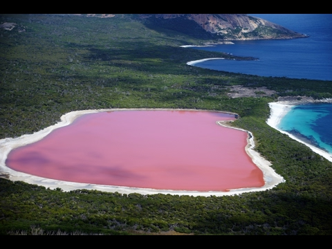 Esperance - Lake Hillier - Perth, Australia 2017 Expedition