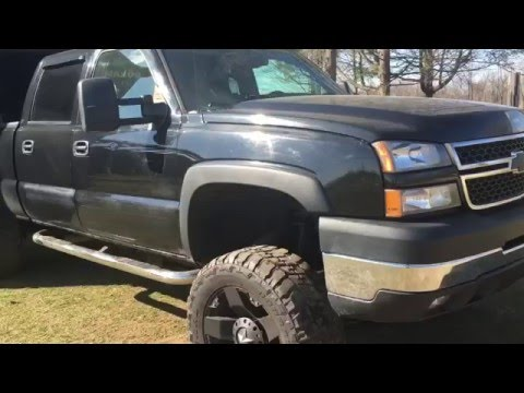 How To Install Motor Mount on a Duramax - YouTube