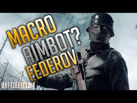 BATTLEFIELD 1 ACUSADO DE MACRO E AIMBOT E KIKADO DO SERVER LAMENTAVEL.