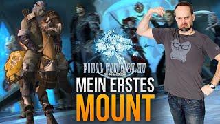Krömer zockt Final Fantasy 14 (Mount und Gilde)