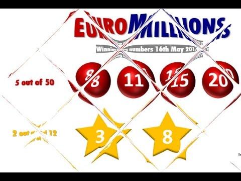 Euromillions Ziehung