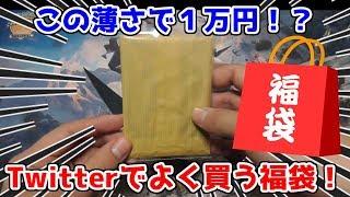 【ポケモンカード】少なくても凄い!Twitterの1万円かわいい福袋を開封してみた! thumbnail