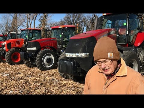 Preview Of Lawrence & Mary Schwanke Farm Auction Saturday (11/17/18) In Stewartville, MN
