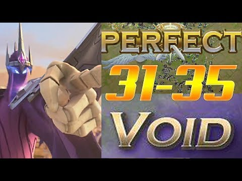 Art of Conquest Void Levels 31-35 PERFECT Mix Style