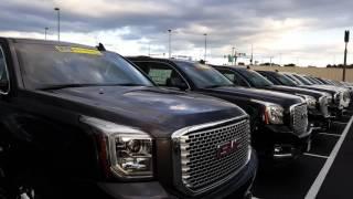 Автосалон GMC, пикапы и внедорожники.(Се6одня мы делаем обзор автомобилей GMC и Buick в одном из автосалонов штата Миннесота. Обзор пикапов и SUV, а..., 2016-08-08T16:05:30.000Z)