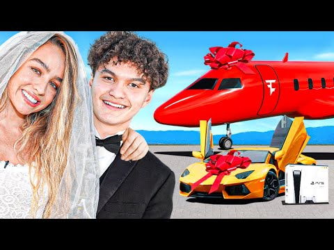Surprising FaZe Jarvis With 24 Gifts In 24 Hours