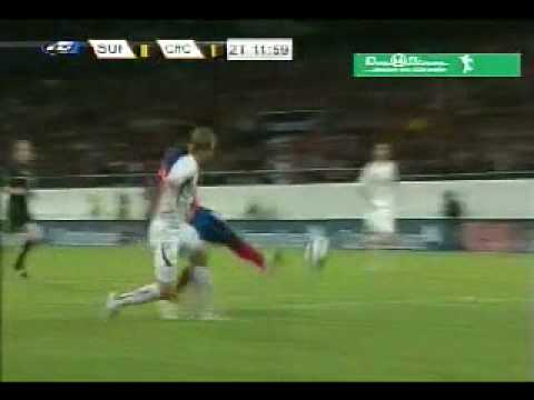 Switzerland vs Costa Rica (0-1) Goal & Full Highlights - Friendly Match 01/06/2010