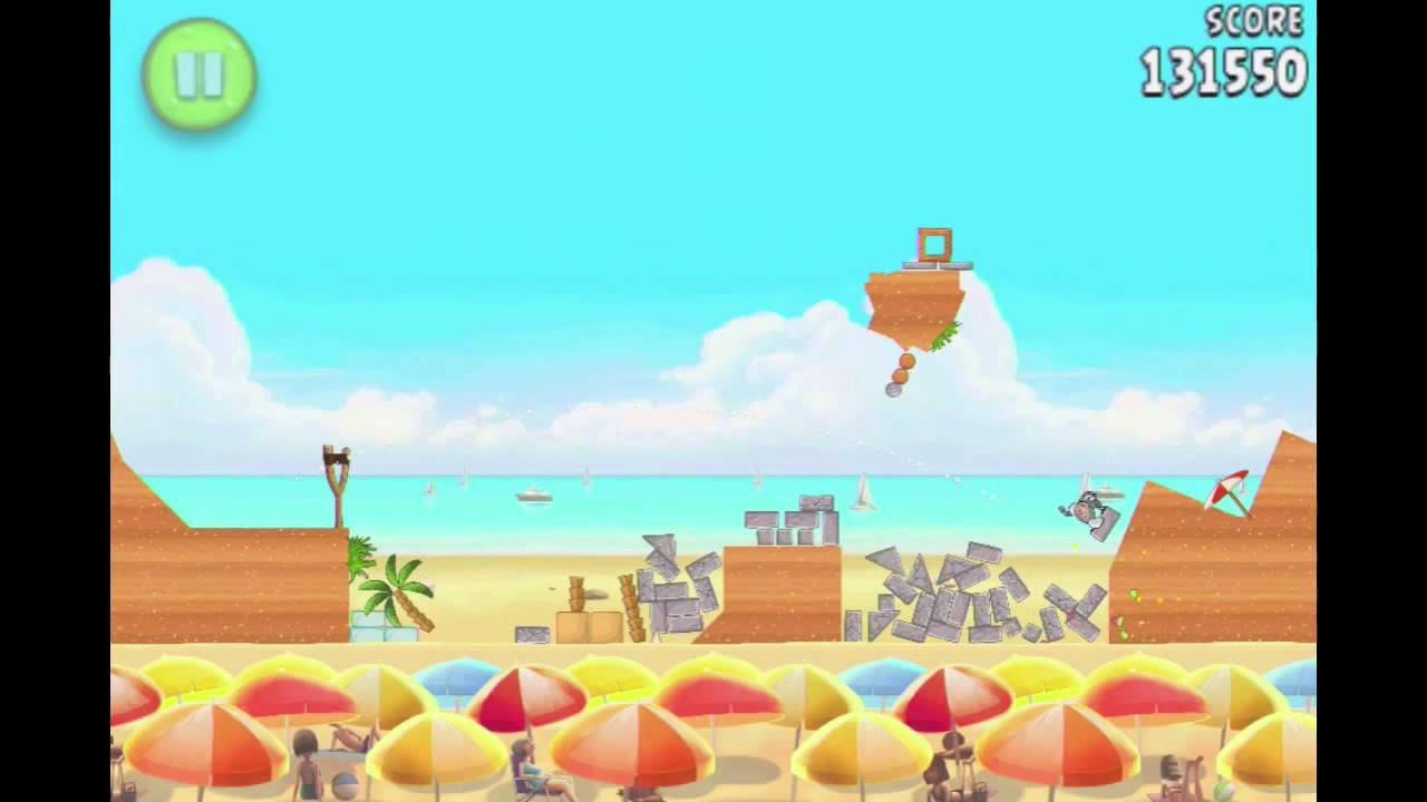 Angry birdswatermelon gaming games