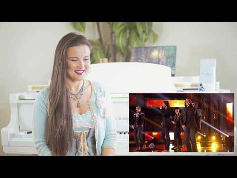 Vocal Coach Reacts to Home Free - Ring of Fire