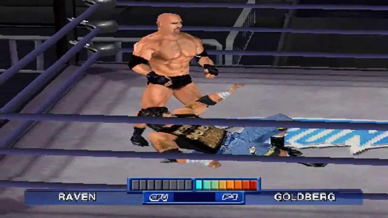 WCW Mayhem PS1 ROM #32