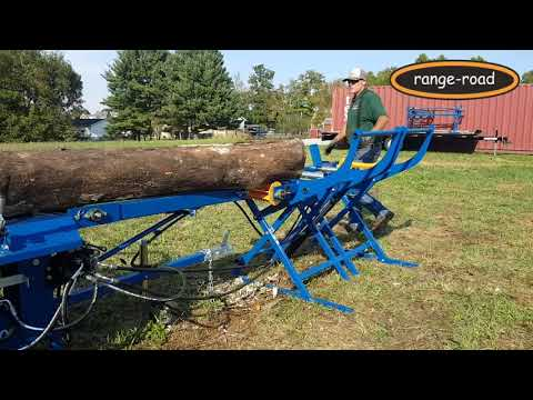 Range Road RR105 Log Lifter with Infeed