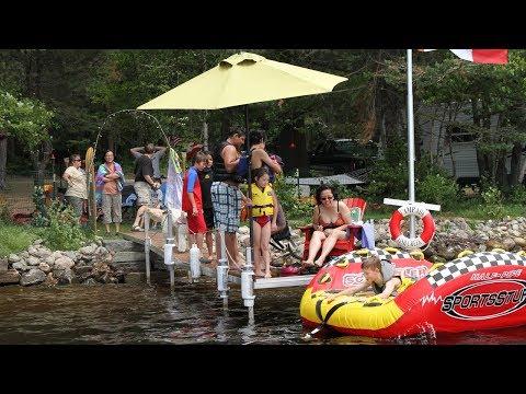 CampADK Fish Creek Pond Adventures 2011