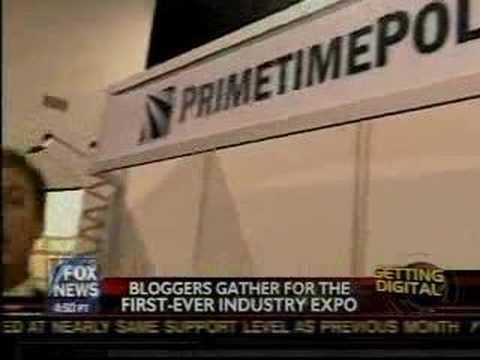 Blog World News segment