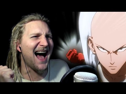 ONE-PUNCH MAN OP - The Hero (Japanese Cover) ワンパンマン