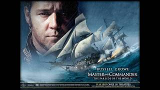 Master and Commander - Menu song