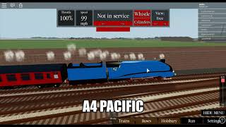 Roblox Steam Age Whistles MAINLINE LOCOS