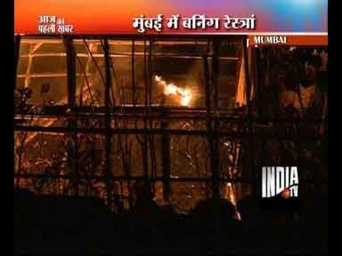 China Gate restaurant gutted in Mumbai fire