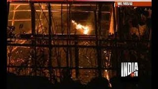 China Gate restaurant gutted in Mumbai fire