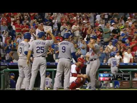 Chase Utley Career Highlights