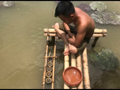 primitive technology : water purifier | pure water