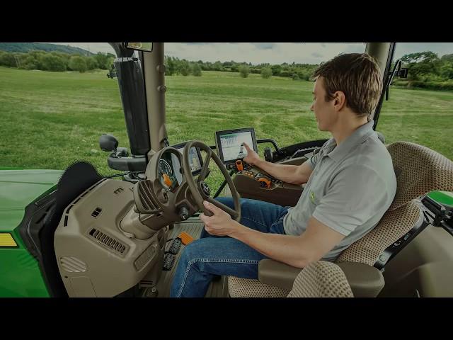 Co wpływa na komfort pracy w ciągniku? | John Deere
